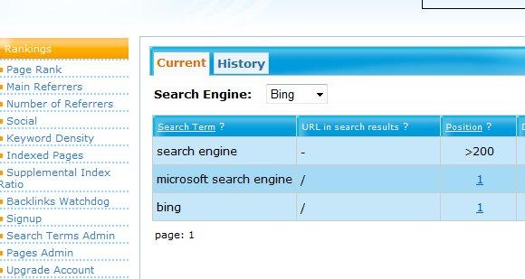 Funny Bing Search String
